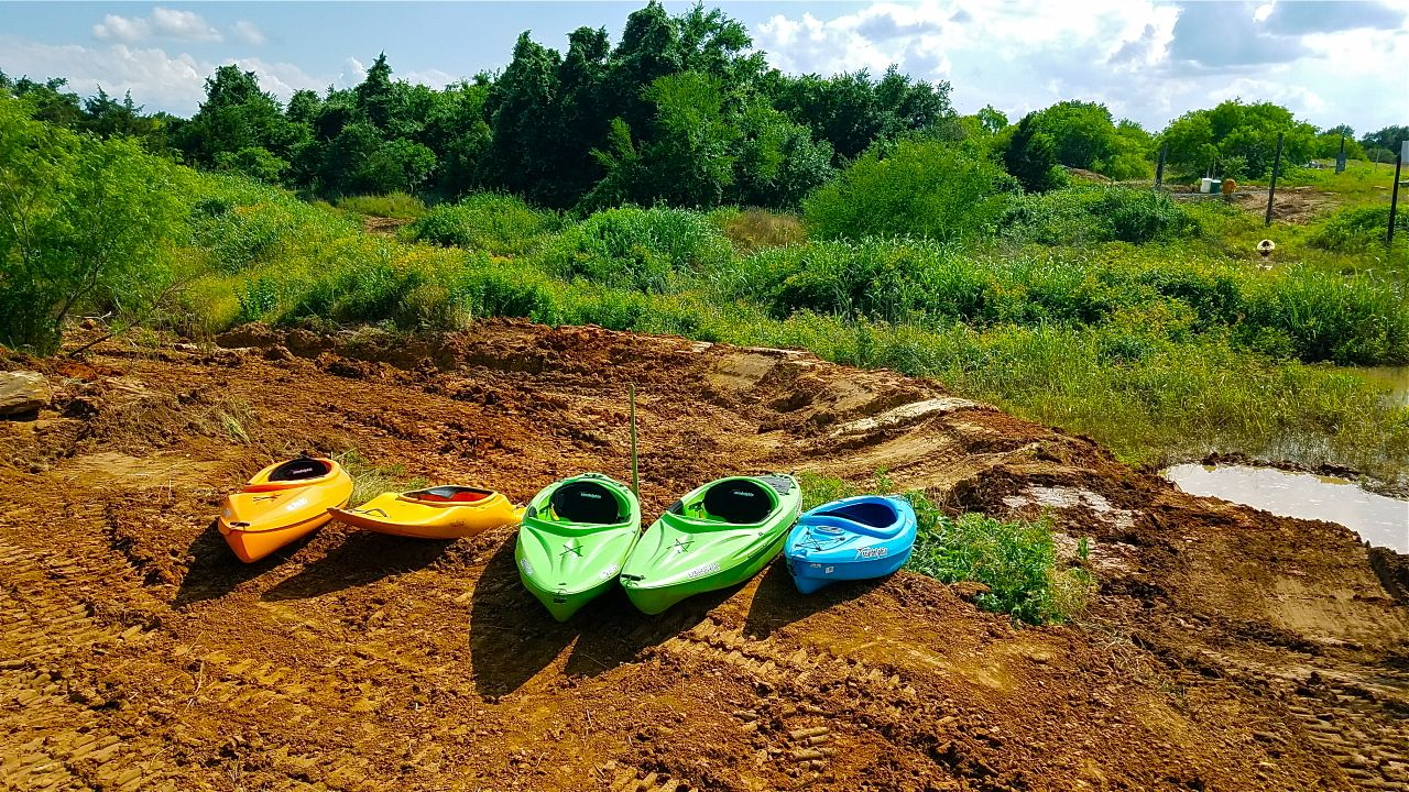 Kayak Bayou To Open To Public In Salvage, Texas Soon